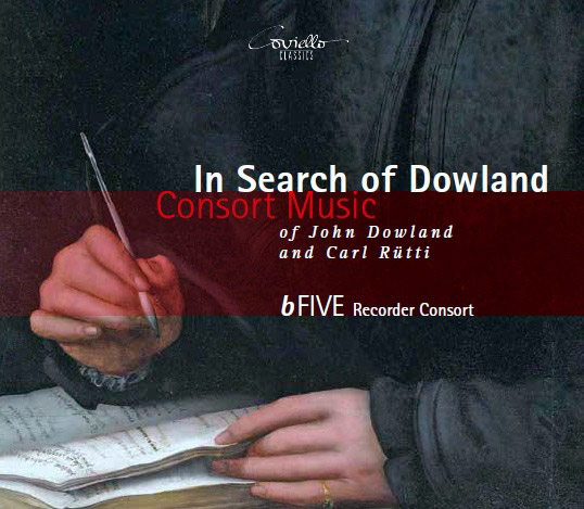 In search of Dowland